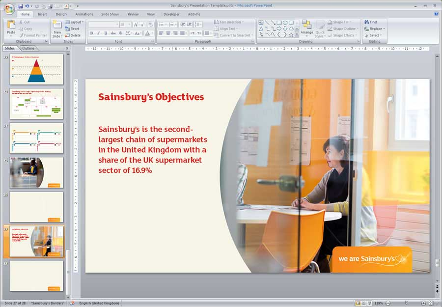 Kessler Associates PowerPoint templates image